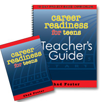 career readiness for teens book and teacher guide